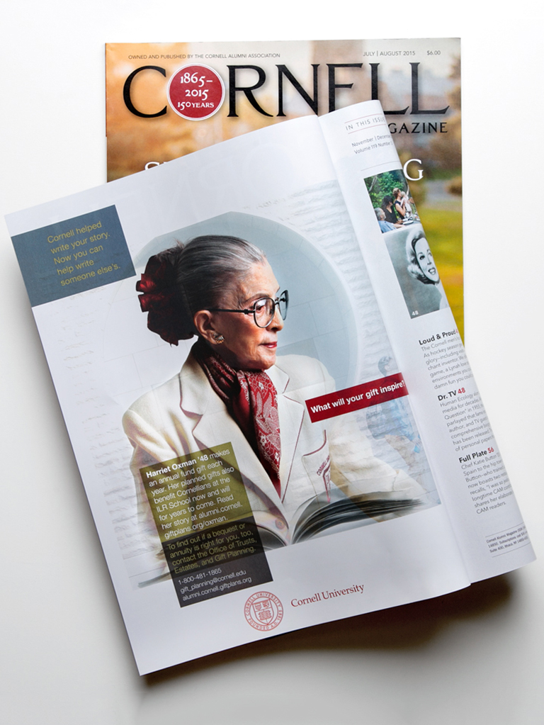 Cornell Magazine Sesquicentennial Issue