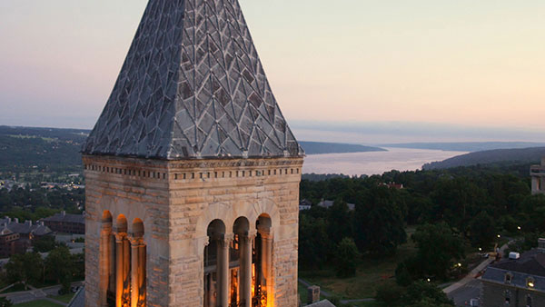 Cornell celebrates it's sesquicentennial year.
